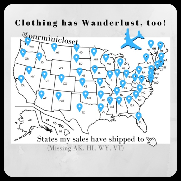 Other Other - 📍🗺️ Sustainable Fashion Around the Country! ♻️